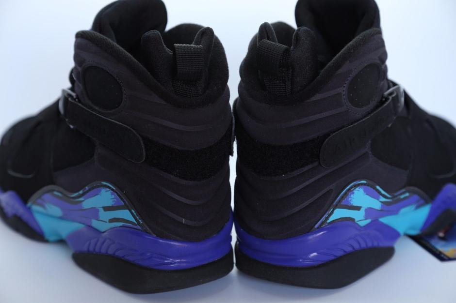 """pretty nice 07281 f83f4 The Daily Jordan: Air Jordan 8 """"Aqua†– 2007 — Sneaker Kat"""