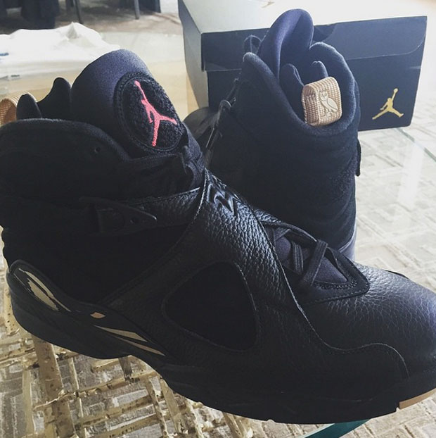 air jordan retro 8 ovo