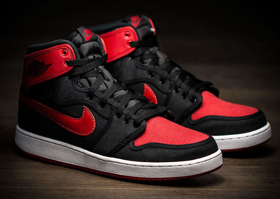 "info for 58aac ad9a6 While Finish Line and other retailers have canceled their pairs of Air  Jordan 1 KO ""Bred"" for tomorrow – many pairs have literally become moldy in  transit ..."