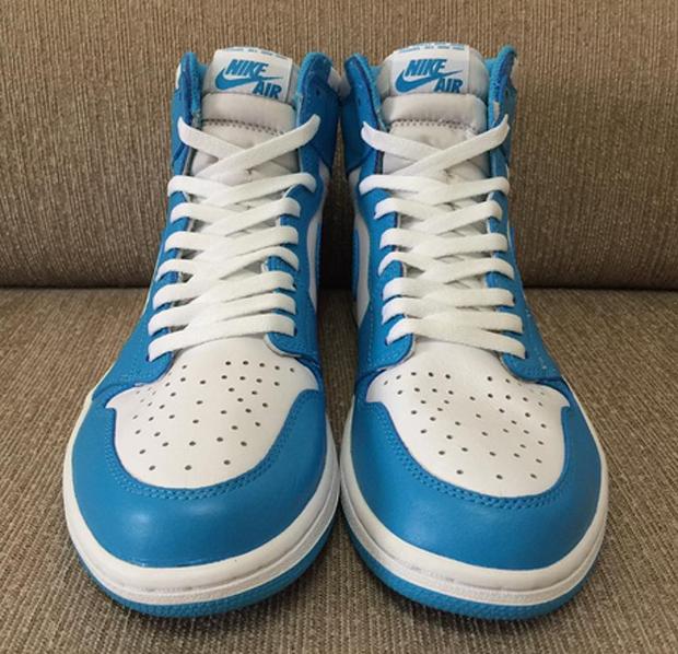 "Air Jordan 1 Retro High OG ""UNC"" - Air Jordans, Release Dates & More"