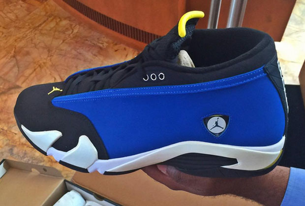 Air Jordan 14 Champs Basse Laney