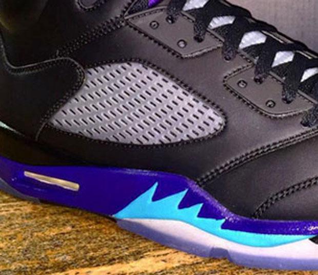 The Air Jordan 5