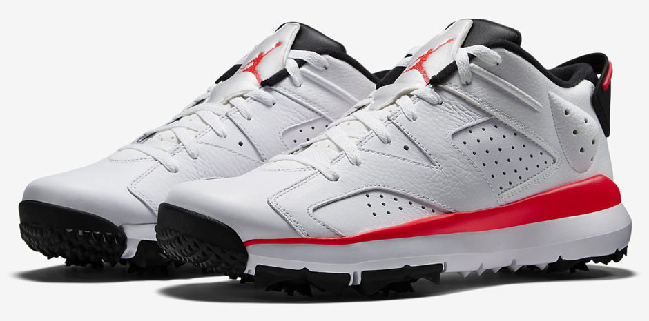 Air Jordan 6 Low Golf Shoes Are Coming