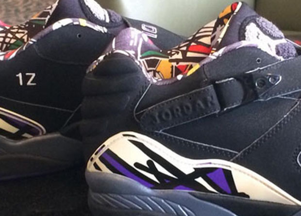 Fat Joe Has Mike Bibby's Air Jordan 8 Lows With The Soles Intact