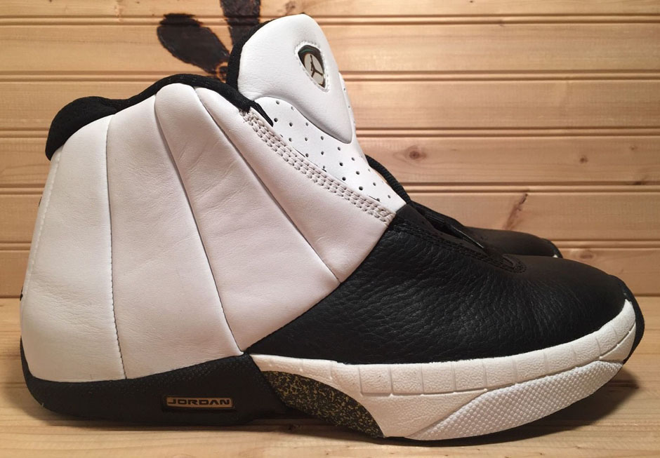 The Daily Jordan: Jordan Jumpman Vindicate - 1999
