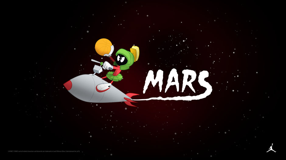 Collect All 11 Just-Released Marvin The Martian Wallpapers ...Marvin The Martian Ipad Wallpaper