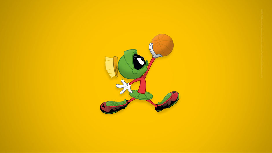 collect all 11 just released marvin the martian wallpapers