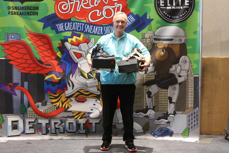 The First Sneaker Con Detroit Turned Out Crazy Air Jordan Selections