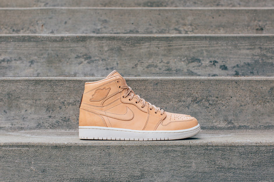 "a872c3b9df8 Could be too soon to tell but Jordan Brand may have started a new sneaker  trend heading into 2016. When the Air Jordan 1 ""Vachetta Tan"" popped up a  couple ..."