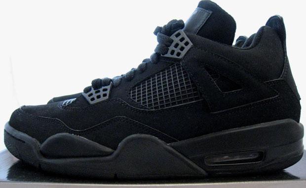 Air Jordan All Black 4