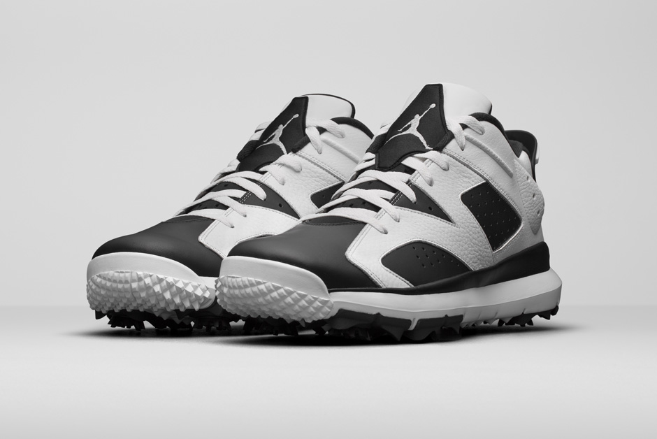 Jordan Brand Introduces The Air Jordan VI Golf Shoe
