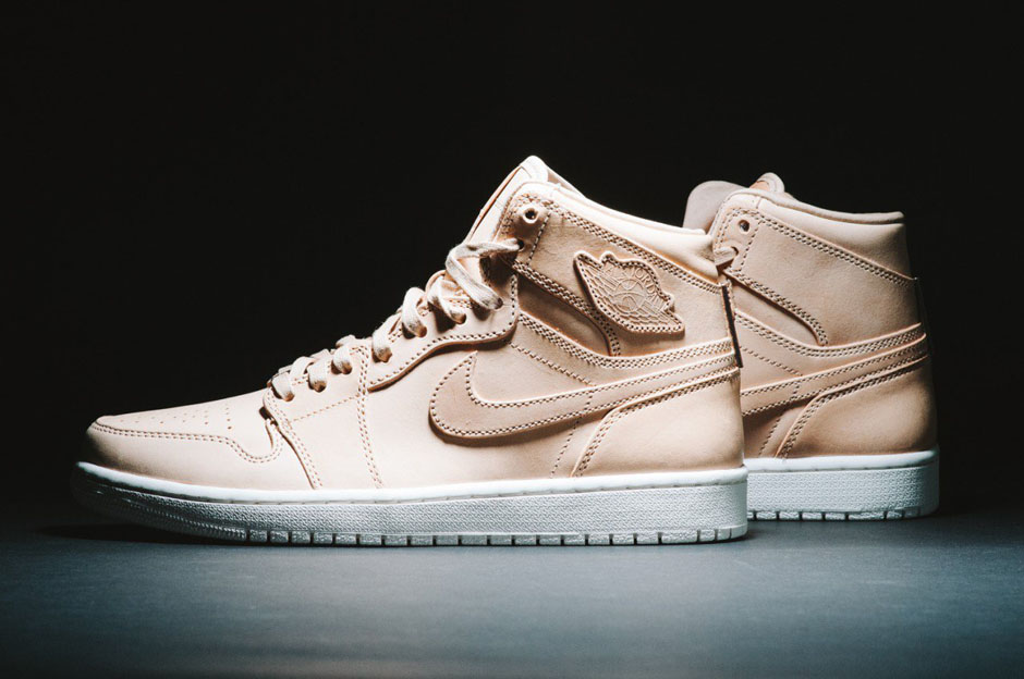 e50bd6d090b Air Jordan 1 Pinnacle Color  Vachetta Tan Sail Style Code  705075-201.  Source  Kenlu