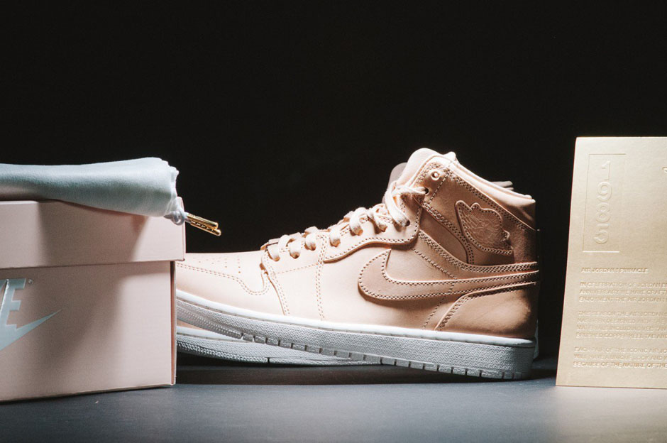 e48a6124087 Closer Look At Air Jordan 1 Pinnacle
