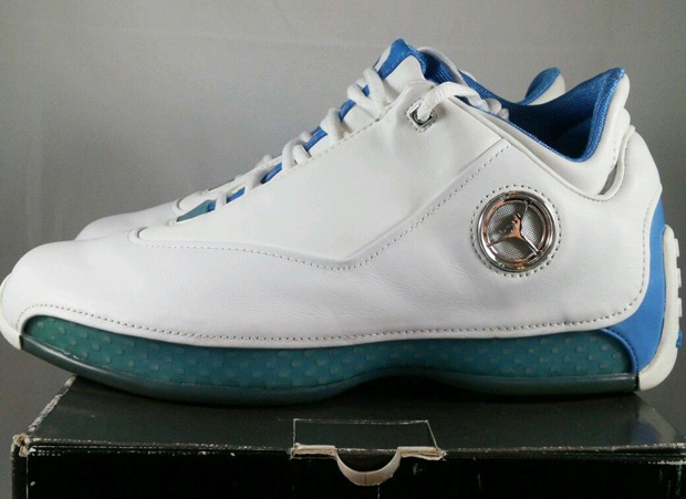 official photos d127b 61a28 Shroud-free, the Air Jordan XVIII Low hit shelves in 2003 to the delight of  all Jordan fans who wanted double stacked Zoom Air in a sleek setup.