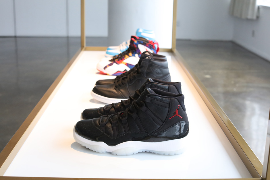 Go Inside Jordan Brand's Fall/Holiday 2015 Preview Event