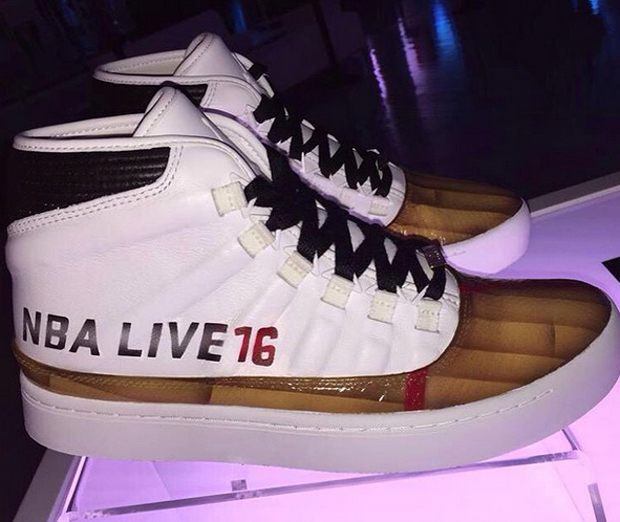 cf9a8e5d3fd NBA Live 16 promises a treasure trove of Air Jordan sneaker options, so  it's only fitting that the game's launch event at Terminal 23 on Saturday  night ...