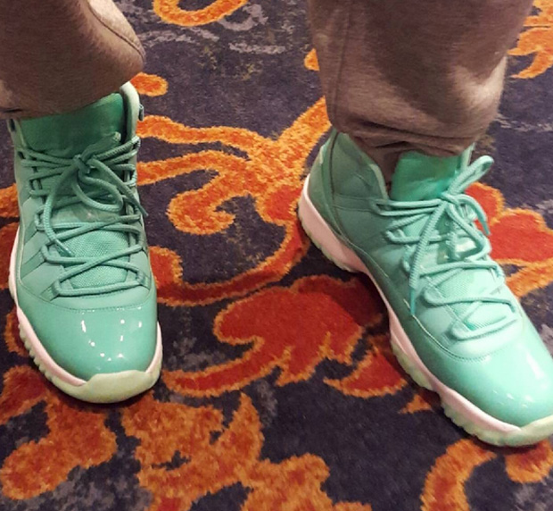CP3 Teases Everyone - Again - With The Air Jordan XI