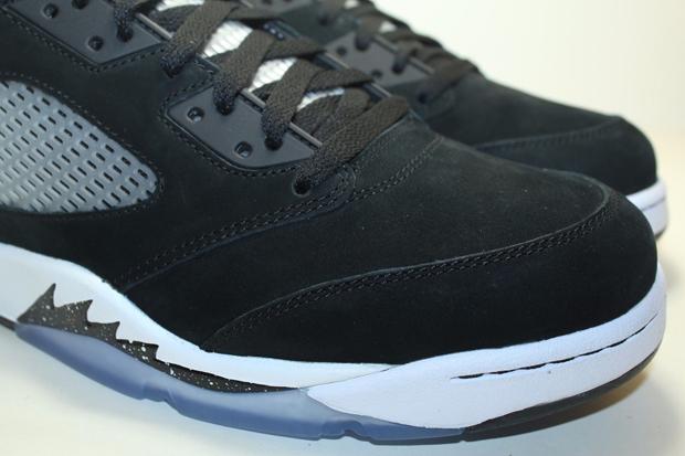 Air Jordan Retro 5 Oreo Aj Nero 5 Non Ghiacciata 7bt4RQ