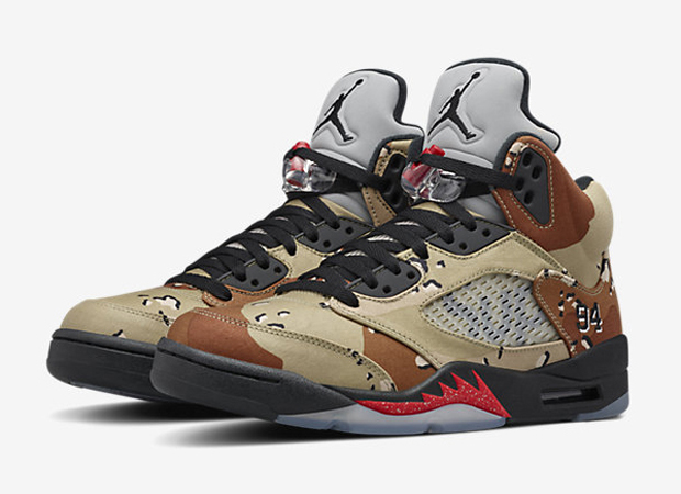 7919f7a6da2a39 Air Jordan 5 Supreme Archives - Air Jordans