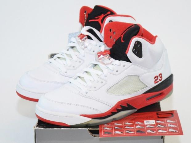 First Ever Jordan Shoe