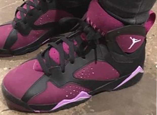 First Look At Air Jordan 7 GG