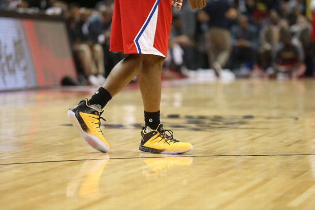 ... Chris Paul suited up for the final Clippers-Hornets preseason game in  Shanghai on Wednesday, putting up 17 points in the Jordan CP3.IX ̶...Read  More