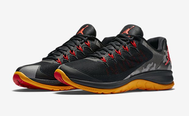 "eddb81f28420e6 Is the timing of an orange and red Jordan Flight Runner 2 right around  Halloween a sort of message from Jordan Brand  Perhaps it s ""lay off the  candy and ..."