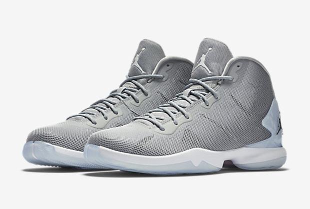 Nike Jordan Super.Fly 4 Wolf Grey/White/Infrared 23/Dark Grey Z67x6534