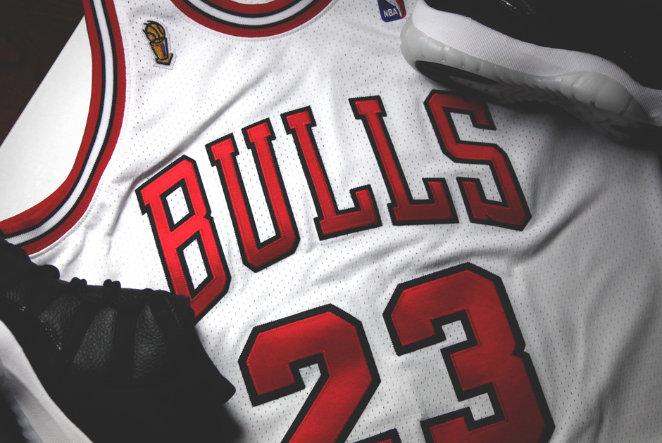 Mitchell & Ness Releasing The Historic Michael Jordan