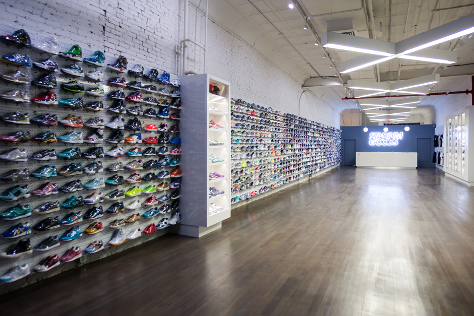 Stadium Goods Launches Revolutionary Buy And Sell Options For The Most Coveted Sneakers