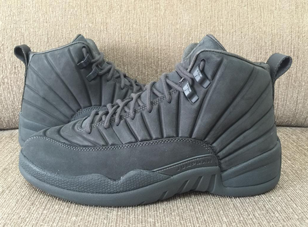 Looks Like The Public School x Air Jordan 12 Has A Release Date