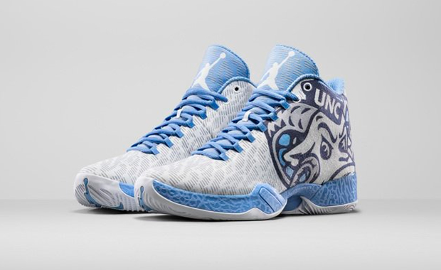 First Look At UNC's Air Jordan XX9