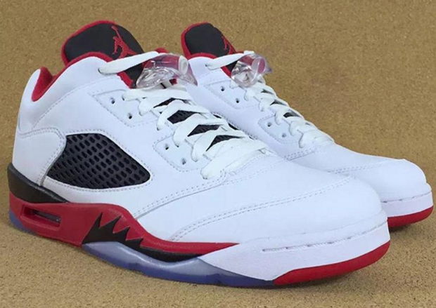 online retailer 11f33 1e34e norway air jordan 5 low red bad3e b5353