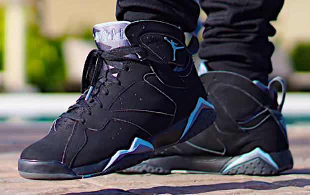 huge discount bc572 fc5a6 ... low cost air jordan 7 chambray 1 8982f 8abd0