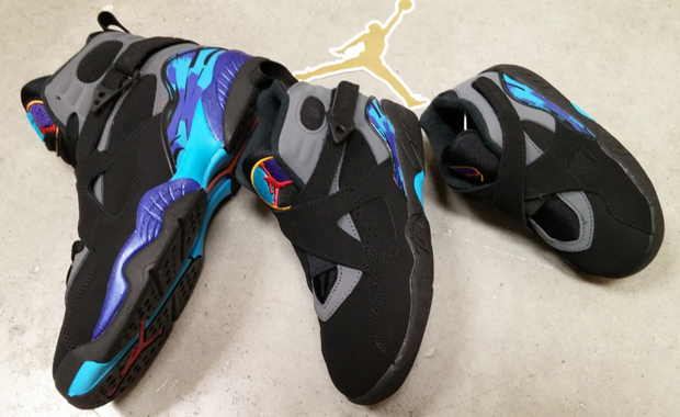 There's An Aqua 8 For Every Member Of Your Fam