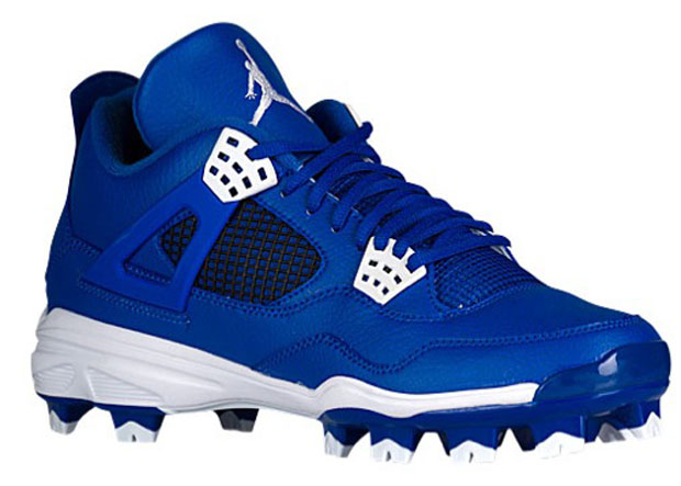 The Air Jordan 4 baseball cleat came and went quickly last week 23e529f36