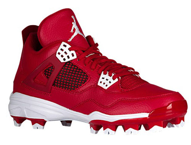 1957819f0ea4 You Can Buy The Air Jordan 4 Baseball Cleat In 4 Colorways Right Now ...