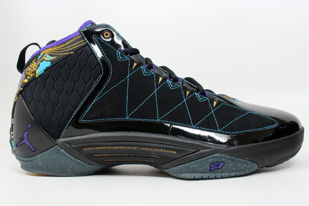 ac3ceb864cf Jordan Brand unleashed the CP3.II about halfway through Chris Paul s fourth  NBA season. The midcut shoe was designed to balance looks and performance  for ...