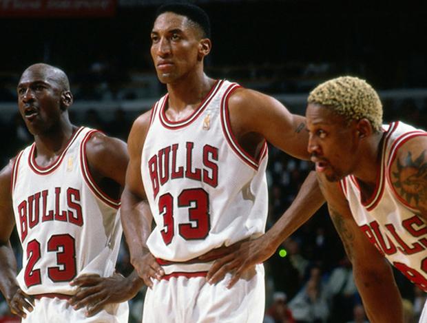 Dennis Rodman Never Talked To Michael Jordan Off The Court ...