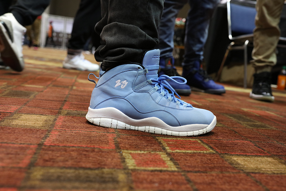 sneaker con chicago brought all the air jordan on