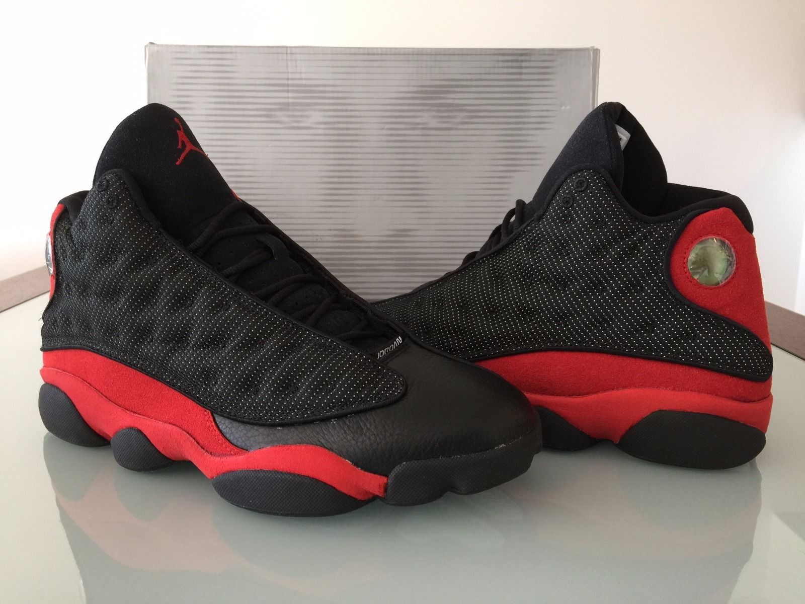 "The Daily Jordan: Air Jordan 13 ""Bred"" – 2004"