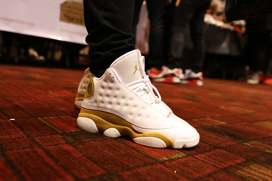 Sneaker Con Chicago Brought All The Air Jordan On Feet