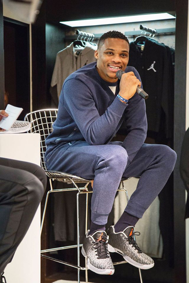 Russell Westbrook Launches XX9 Low At House of Hoops OKC — Sneaker Kat 00131f52de