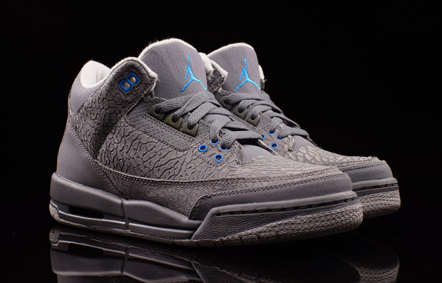An Air Jordan 3 Blast From The Past Gets Restocked