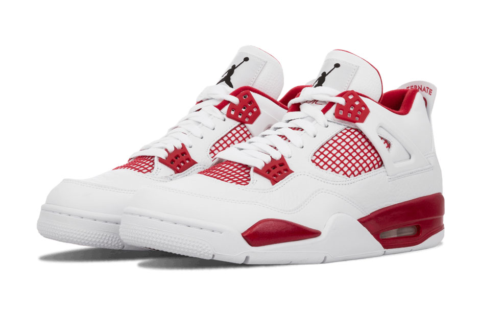 21ec2ce6efd If you re wondering how much of an appetite the public has for Air Jordan 4  Alternate 89