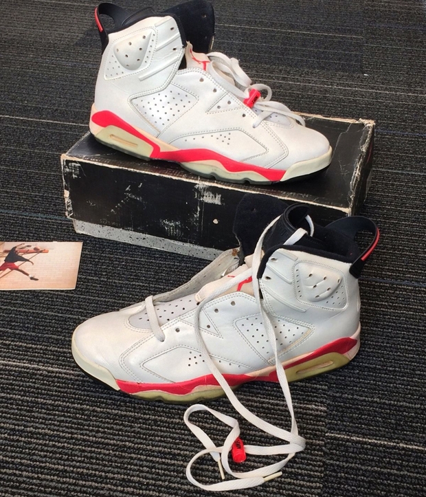9a9055c2457278 ... The Daily Jordan Air Jordan 6  Release Date ...