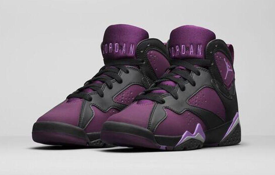 air jordan 7 purple