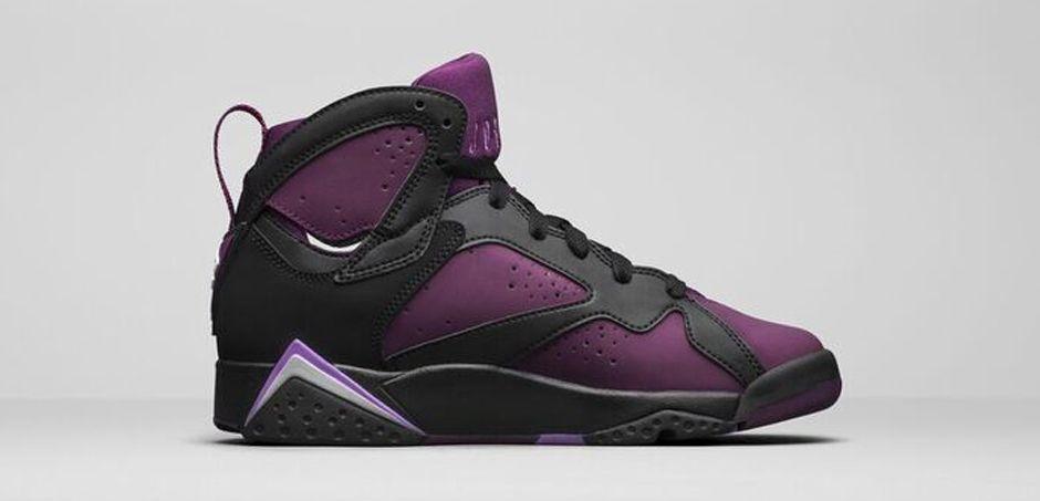 nouvelles air max homme - Air Jordan 7 \u0026quot;Mulberry\u0026quot; Official Photos - Air Jordans, Release ...
