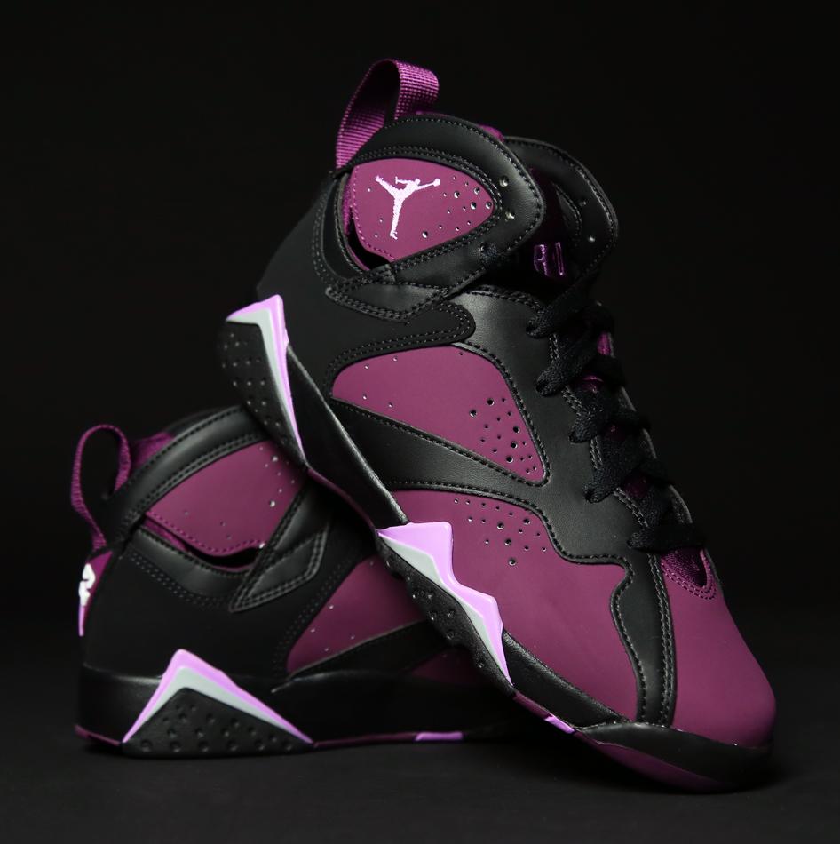 """best sneakers 76d3b 5ca33 Air Jordan 7 GG """"Mulberry†Joins Big Jordan Release Day ..."""