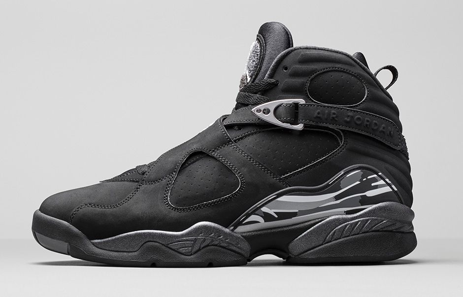 Air Jordan 8 Chrome Archives
